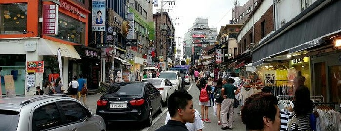 Hongdae Parking Street is one of Korean Trip (someday :D).