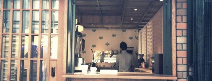 Café Kitsuné is one of Japan - Tokyo.