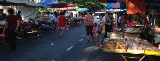Pasar Pagi Sungai Long is one of Pasar Malam.
