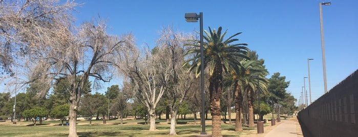 Cortez Park is one of PHX Parks in The Valley.