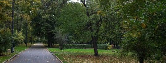 Каштановый парк is one of Сады и парки Москвы.