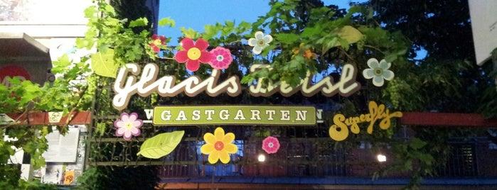 Glacis Beisl is one of Food & Fun - Vienna, Graz & Salzburg.