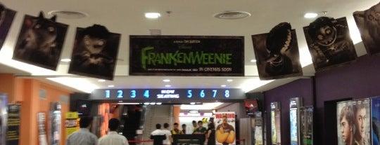 Golden Screen Cinemas (GSC) is one of @Sabah, Malaysia.
