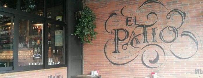 El Patio is one of Restaurantes.