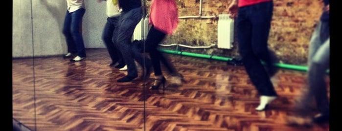 Dance Studio 25.5° is one of Salsa.