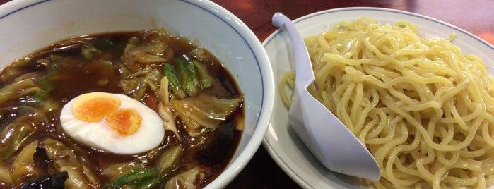 一心亭 狛江店 is one of 兎に角ラーメン食べる.