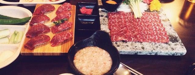 역전육회 is one of Taste.
