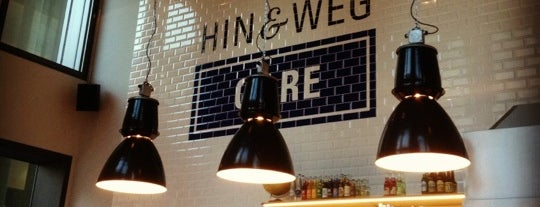 Hin & Weg is one of Best of Swiss Gastro.