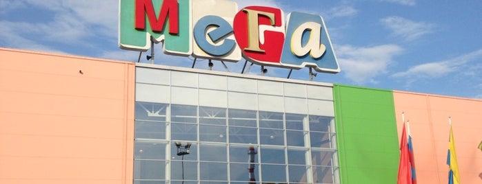 МЕГА Новосибирск / MEGA Mall is one of Новосибирск / Novosibirsk.