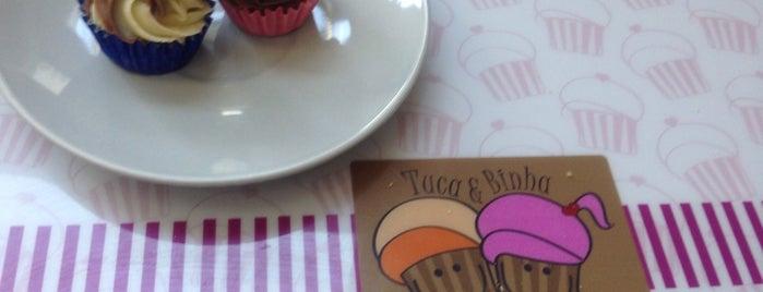 Tuca & Binha Cupcakes is one of Lugares agora CONHECIDOS.
