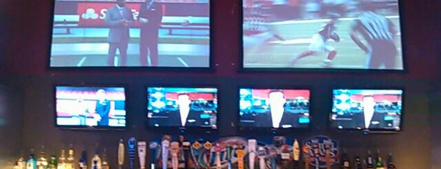 Buffalo Wild Wings is one of Places to watch UFC fights.