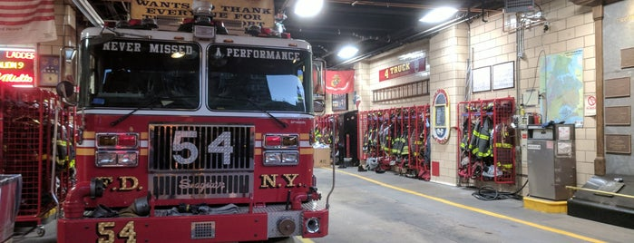 FDNY Engine 54/Ladder 4 is one of New York.