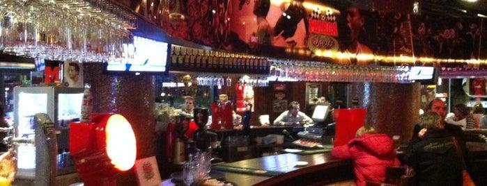 MARCA Sports Cafe is one of BEBER Y COMER EN MADRID.