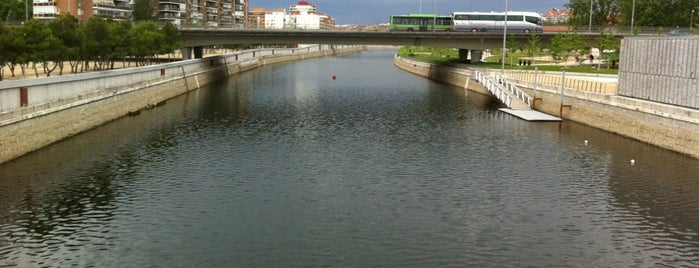 Madrid Río (Legazpi) is one of Best places EVER.