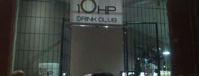 10hp Drink Club is one of Aperitivi Cocktail bar e altro Brescia.