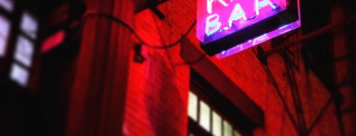 The Red Room at KGB Bar is one of The 11 Best Music Venues in the East Village, New York.