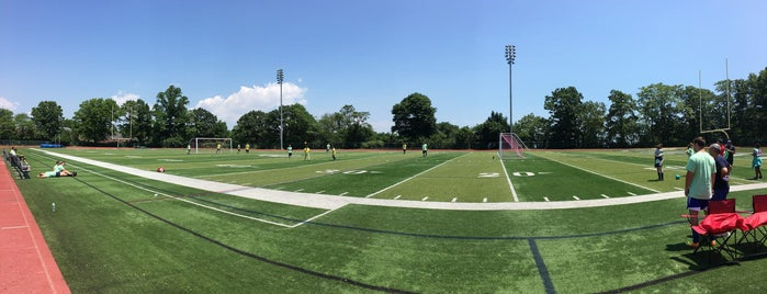 Wagner College Stadium is one of Fun.