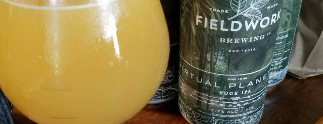 Fieldwork Brewing Company is one of California Breweries 2.