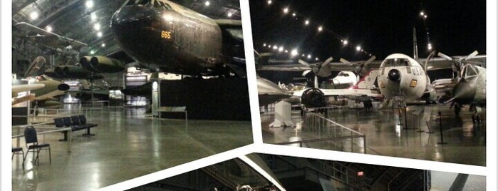 National Museum of the US Air Force is one of Ohio's Newest Adventures in 2013!.
