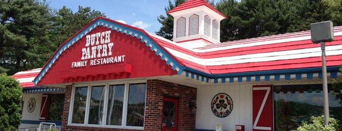 Dutch Pantry Family Restaurant is one of Our Partners.