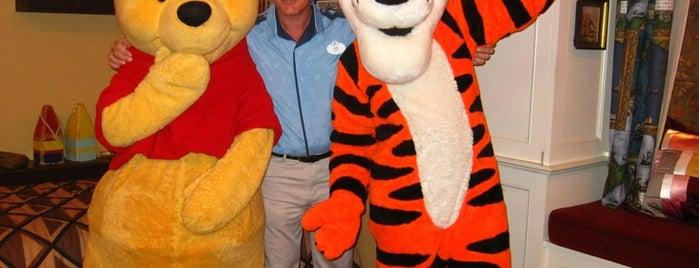 Pooh & Friends Meet & Greet is one of Walt Disney World - Epcot.