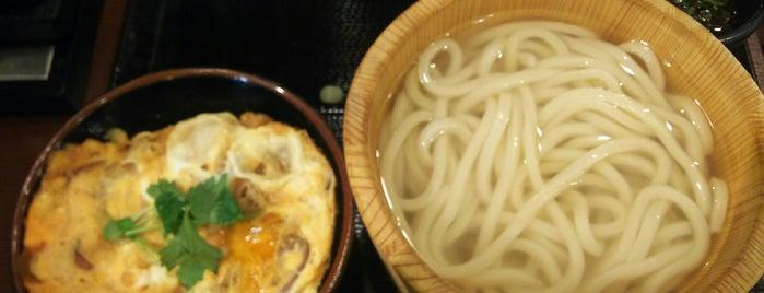 Marugame Seimen is one of Japan footprints.