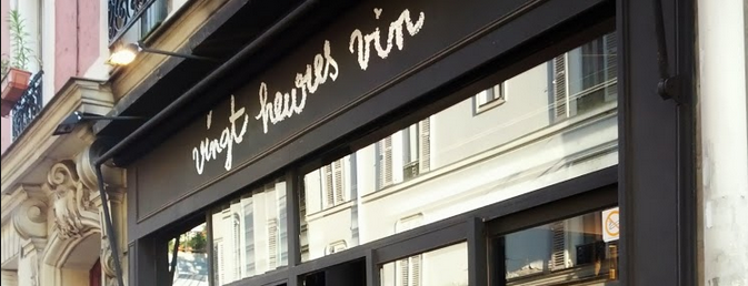 Vingt Heures Vin is one of The VERY best wine bars in Paris.