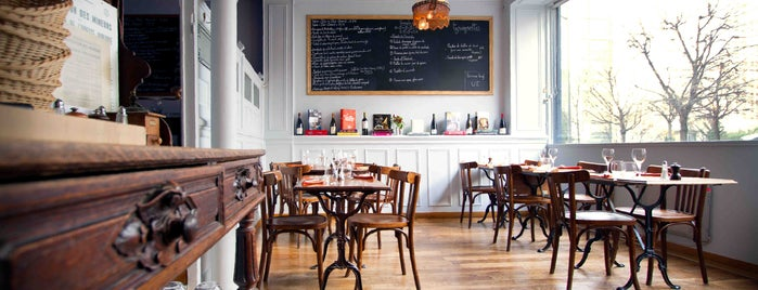Bistrotters is one of The VERY best wine bars in Paris.