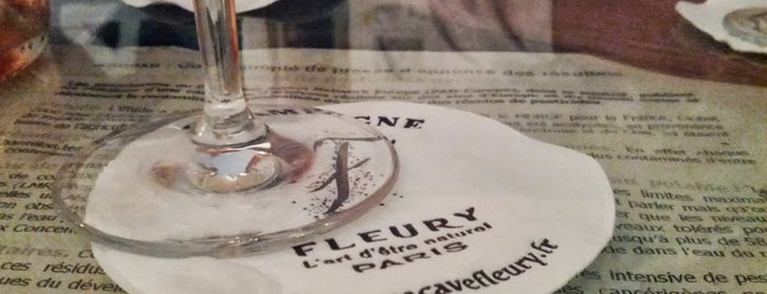 Ma Cave Fleury is one of The VERY best wine bars in Paris.