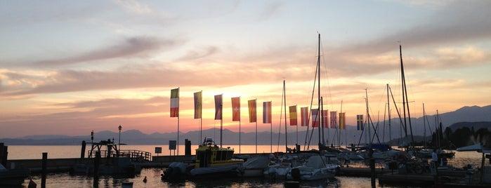 Porto di Bardolino is one of Veneto best places.
