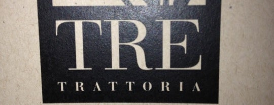 Tre Trattoria is one of Current Best Of San Antonio 2012.