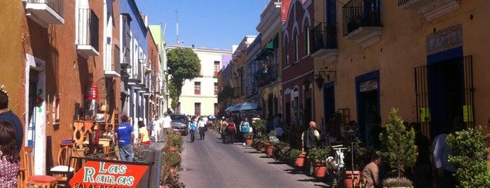 Plazuela de Los Sapos is one of Puebla #4sqCities.