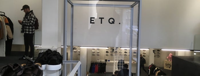 etq store is one of Amsterdam- Shop till you drop.