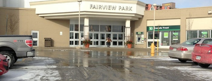 CF Fairview Park is one of Kitchener.