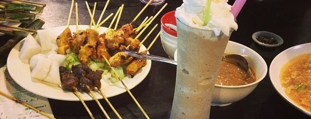 Restoran Serai Sate Kajang is one of Makan @ Utara #7.