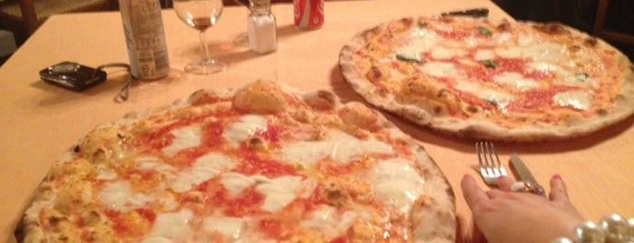 Pizzeria Antica Costese is one of Risto visitati.