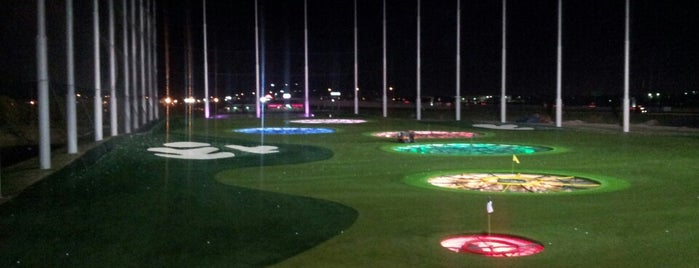 Topgolf is one of Not-so-Usual Things to Do.