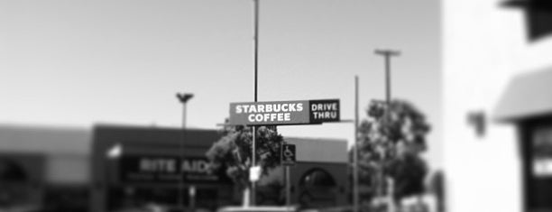 Starbucks is one of Starbucks Drive Thru.