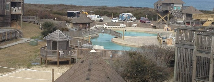 Barrier Island Station is one of Outter Banks, NC.