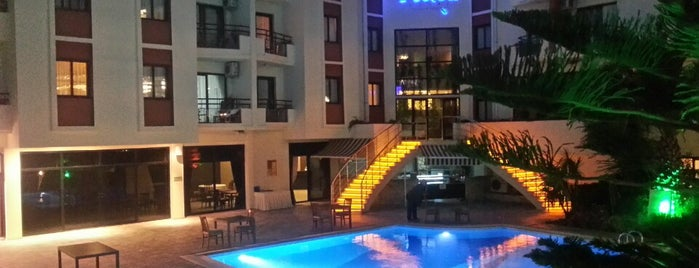 Pırıl Hotel Thermal&Beauty Spa is one of Hotels.