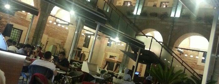 Nargil İ Zade Cafe -Elpare is one of ✔️.