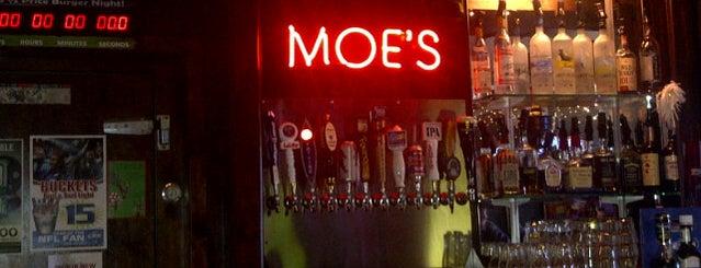 Moe's Crosstown Tavern is one of Charleston, SC.