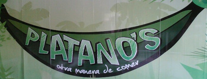 Platano's is one of Restaurant.