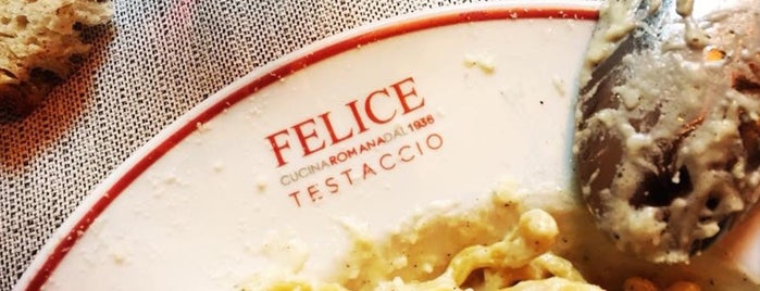 Felice A Testaccio is one of Milano.