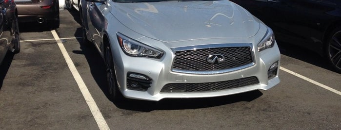 Porter INFINITI is one of The best vehicle service and selection in Delaware.