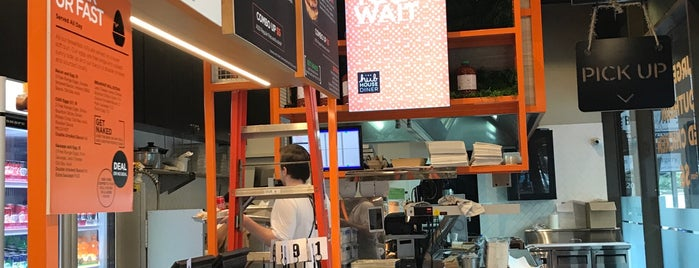 The Hub Burger Bar is one of Sydney.