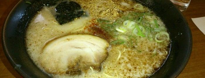 ちゃあしゅうや亀王 四条烏丸店 is one of 兎に角ラーメン食べる.