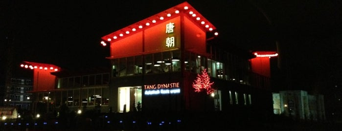 Tang Dynastie is one of Top 10 dinner spots in Almere, Nederland.