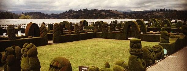 Cementerio de Tulcán is one of Things To Do In Ecuador.