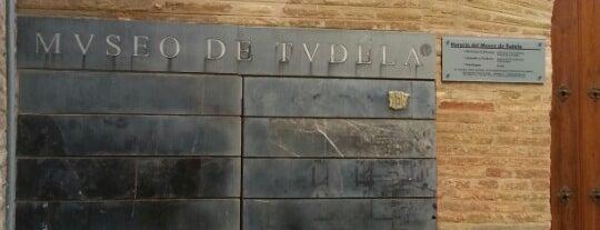 Museo de Tudela is one of Lugares interesantes en Tudela y Ribera.